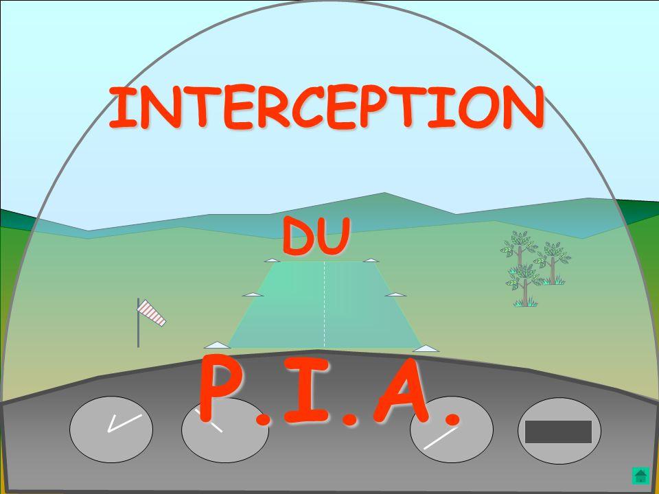 La pédagogie de l'approche a précisément pour objectif L'enseignement de l'interception du P.I.A. L'apprentissage de son maintien La P.T.L. fait l'obj