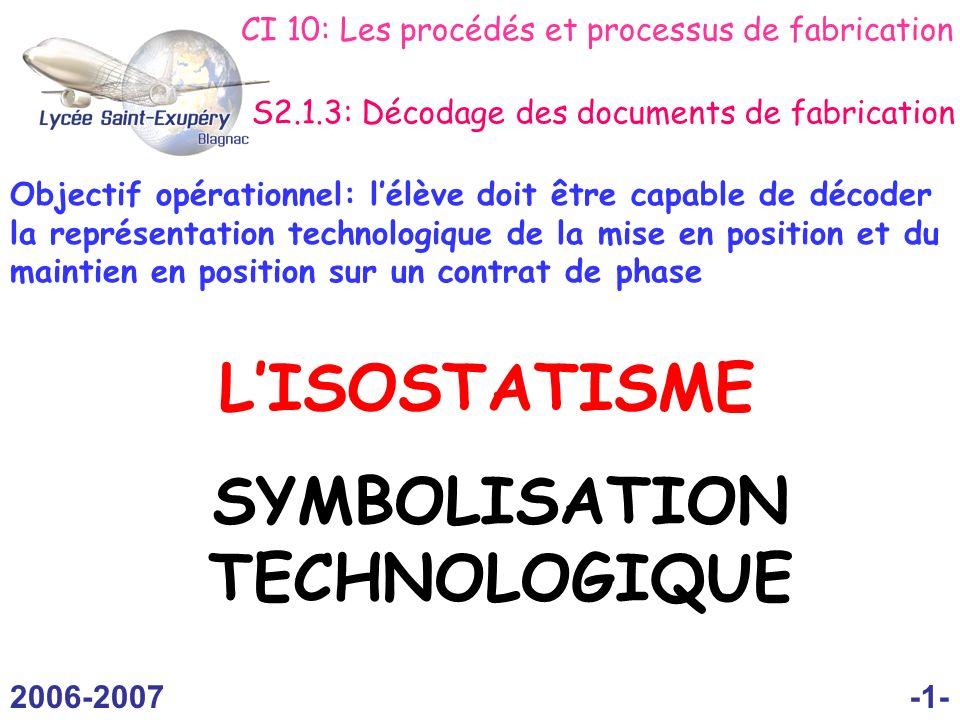 -2- Question 1: 1 point 4/ Type de technologie de lélément 1/ Nature du contact avec la surface 2/ Fonction de lélément technologique 3/ Nature de la surface