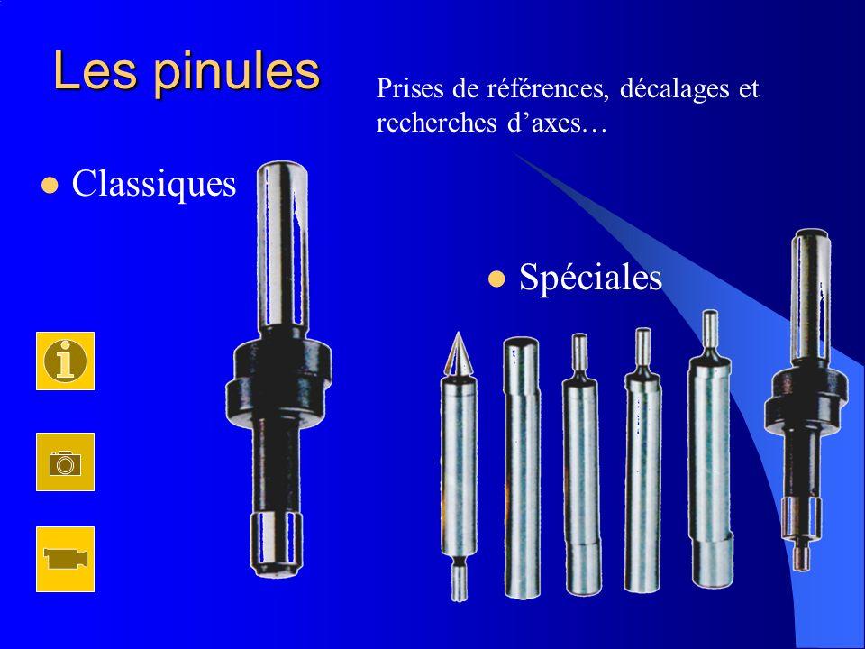 Le palpeur tridimensionnel Lindicateur est une montre Prises de références, décalages daxes, alignement, dégauchissage…