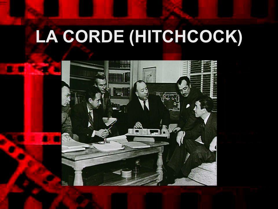 LA CORDE (HITCHCOCK)