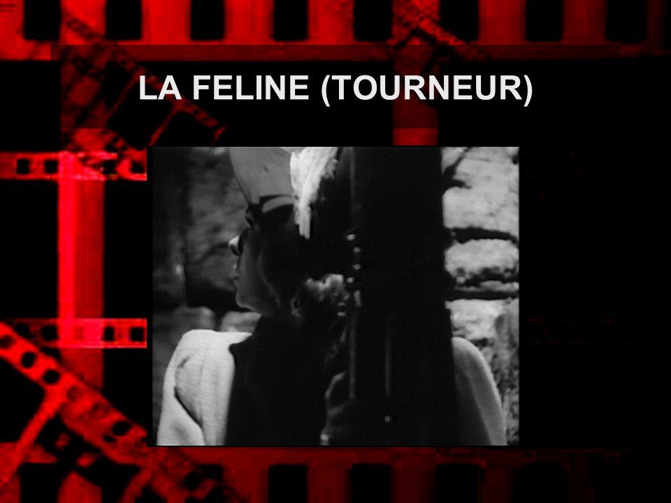 LA FELINE (TOURNEUR)