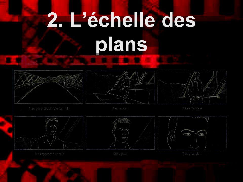 2. Léchelle des plans