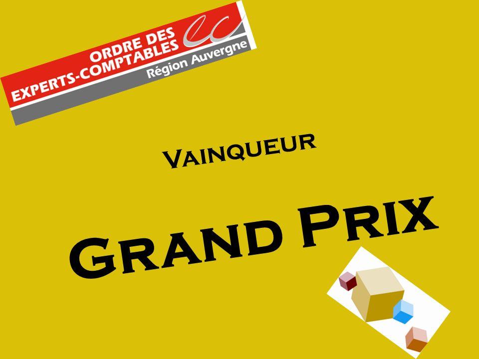 Vainqueur Grand Prix