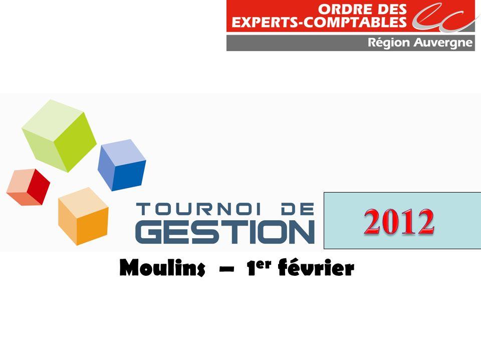 Moulins – 1 er février