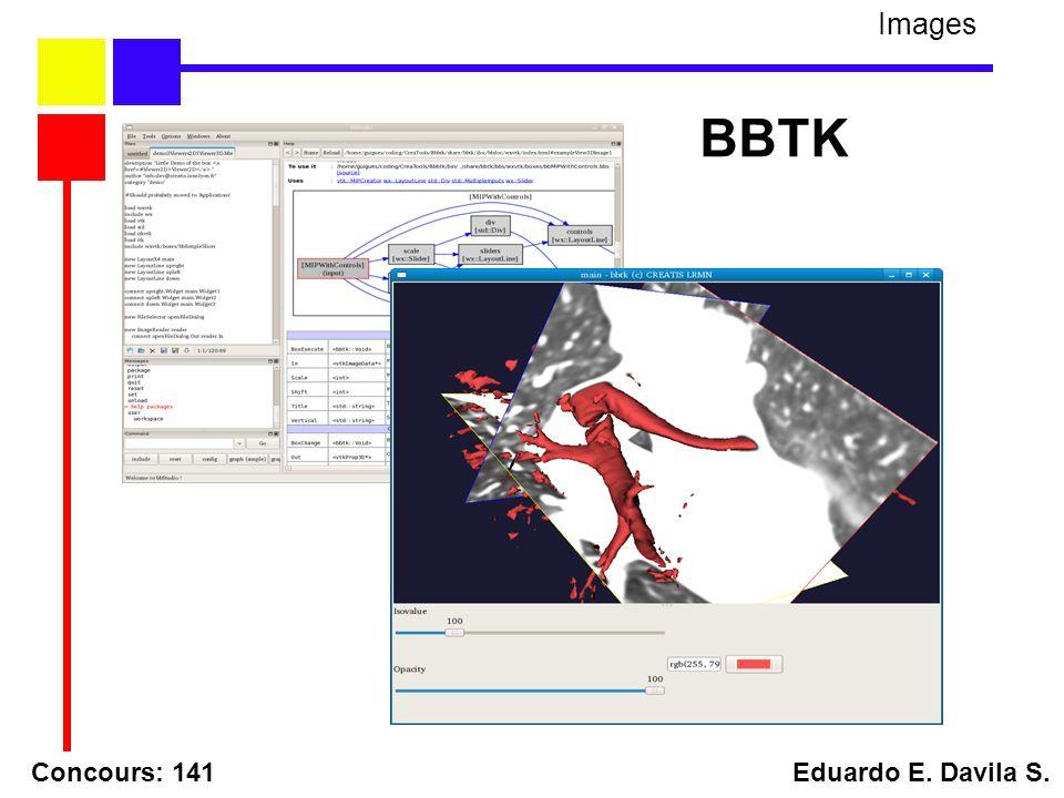 Concours: 141 Eduardo E. Davila S. Images BBTK