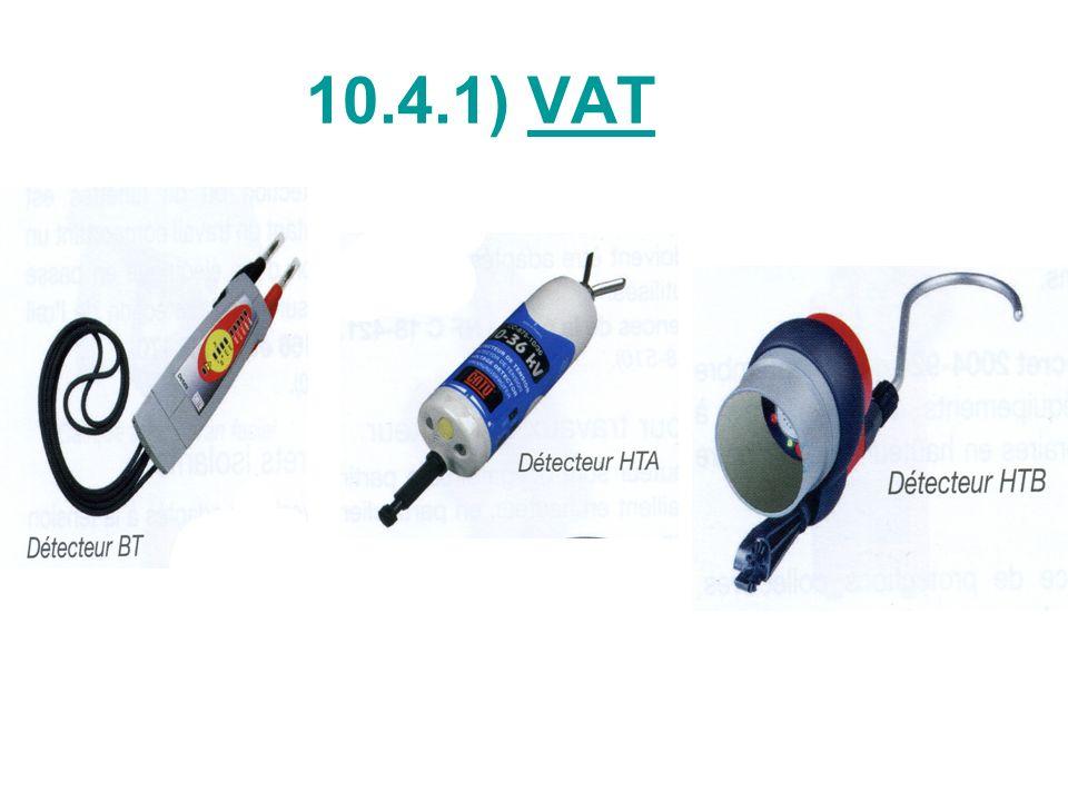Important Pour effectuer une vérification dabsence de tension, les appareils de mesurage sont interdits Utiliser un appareil lumineux ou sonore spécialement conçu pour la VAT