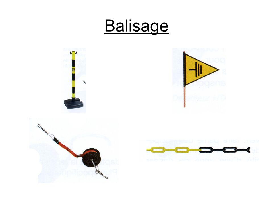 b) Signalisation 2 TYPES PERMANENTE Sur les locaux et Emplacement de travail (locaux réservés électriciens) TEMPORAIRE Opérations sur ou au voisinage des installations (signalisation zone de travail)