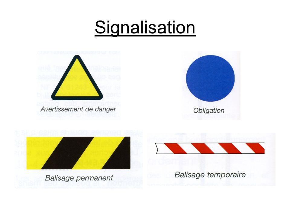 10.8) NAPPES ISOLANTES Permettent de protéger les opérateurs contre les contacts directs des pièces nues sous tension qui sont au voisinage de la zone de travail, pendant la réalisation de tous les types dopérations, (électriques ou non )
