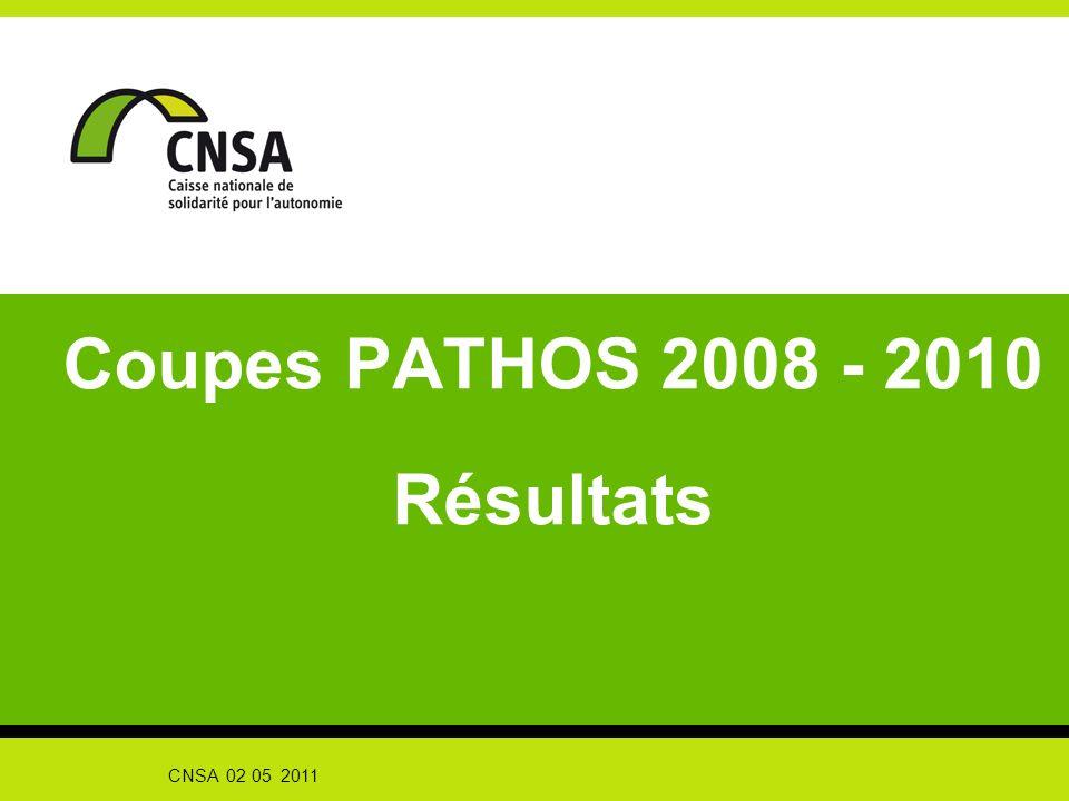 CNSA 02 05 2011 Coupes PATHOS 2008 - 2010 Résultats