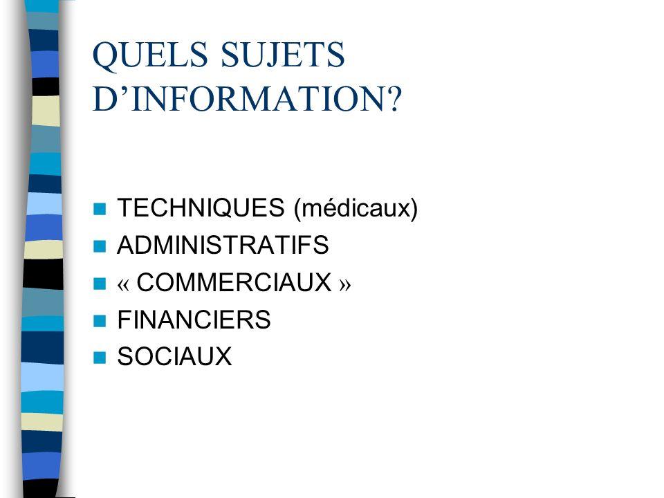 DES MOYENS APPROPRIES Communiqu é s de presse Dossiers de presse Rapport financier Bulletins d information Extranet Les réseaux sociaux (avec prudence)