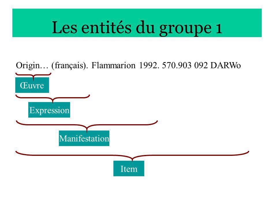 Origin… (français).Flammarion 1992.