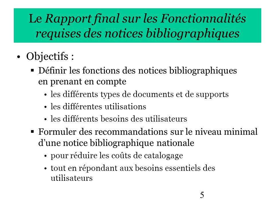 46 Cataloguer dans un Sudoc « frbr-isé » en 3 étapes seulement Olivier Rousseaux & Philippe Le Pape – ABES Montpellier – Journées ABES 2012