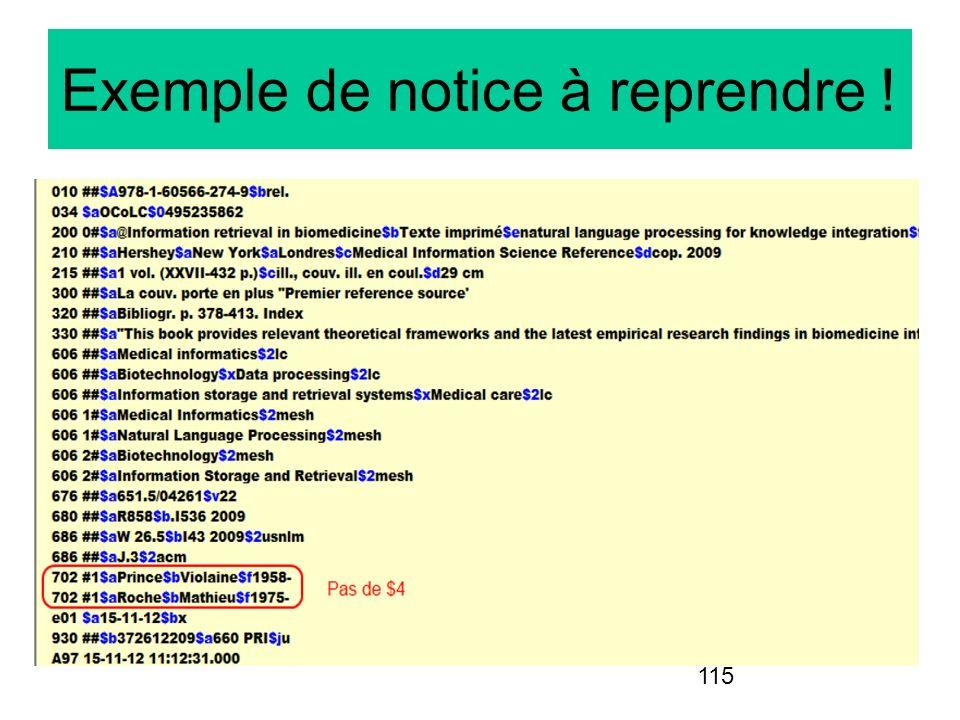 115 Exemple de notice à reprendre !