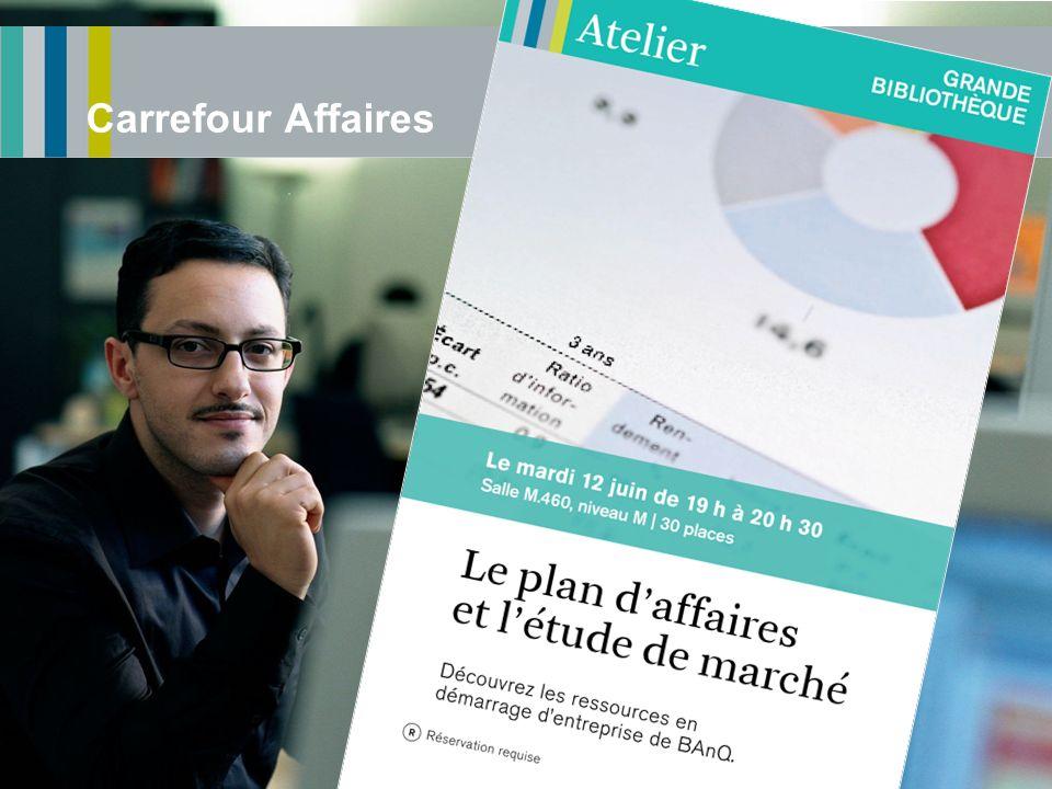 Carrefour Affaires