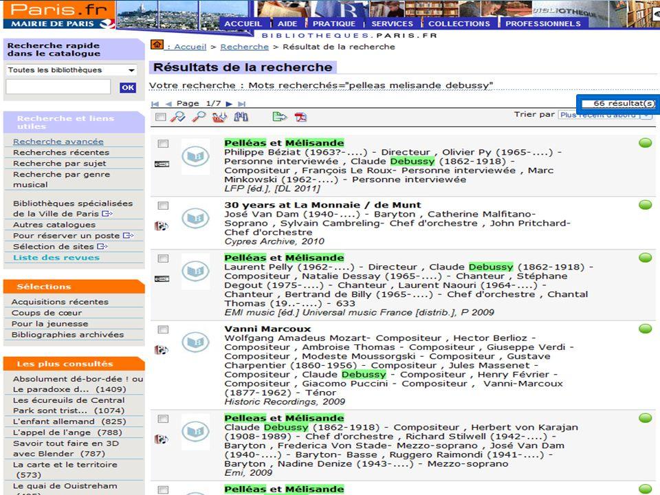 « Super » Notice d autorité « nom de personne » C est pas merveilleux, Cette page de résultats ?!