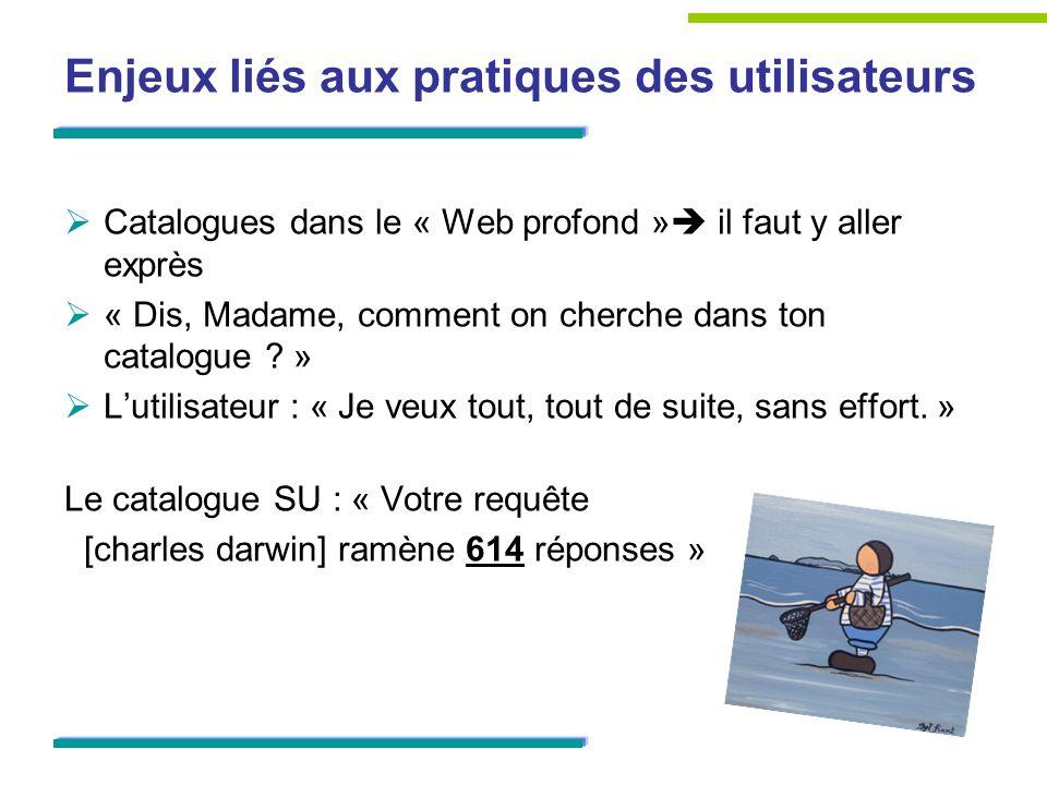 Des URI pour exprimer les relations (1) ISBD : has title proper DC : Creator DC : Title RDA : Author http://rdvocab.info/roles/author http://purl.org/dc/elements/1.1/title http://purl.org/dc/elements/1.1/creator http://iflastandards.info/ns/isbd/elements/P1004 RDA : Title proper http://rdvocab.info/Elements/titleProper