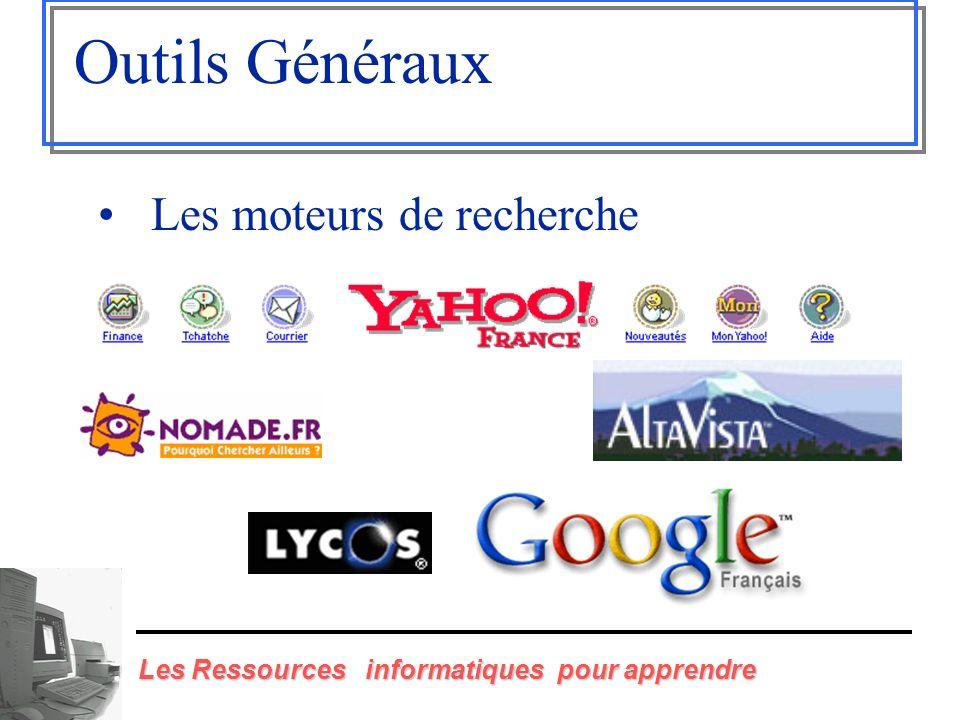 Les Ressources informatiques pour apprendre 2 Réseau : http://nte.univ-lyon1.fr/