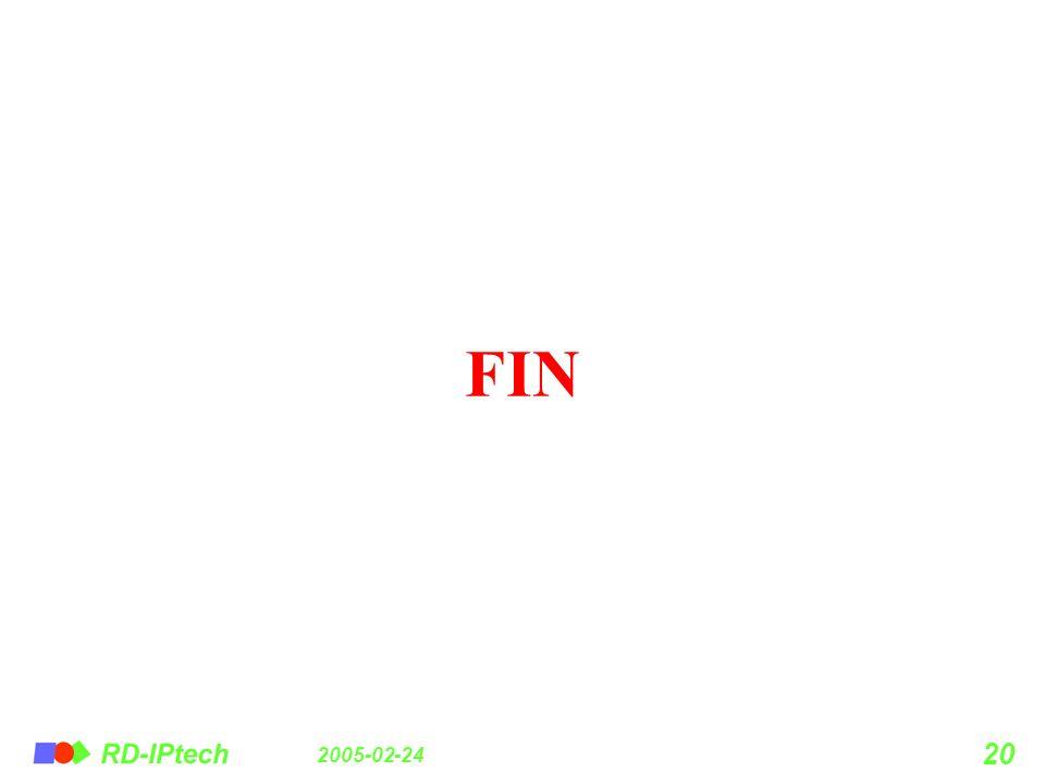 2005-02-24 20 FIN