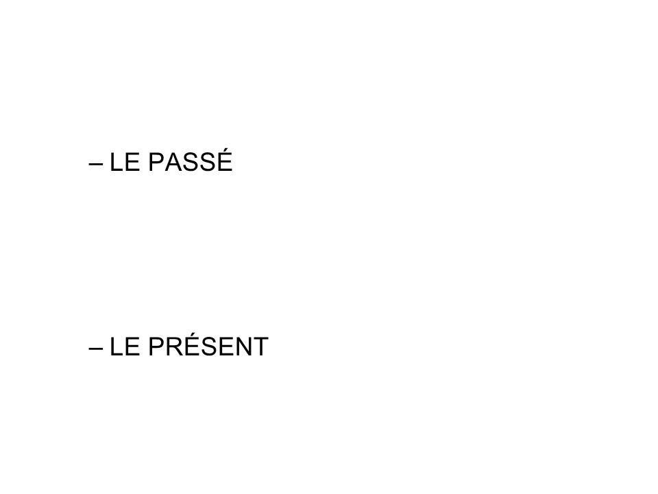 PRÉTÉRIT Formation: Verbe + ed / forme irrégulière aux: did