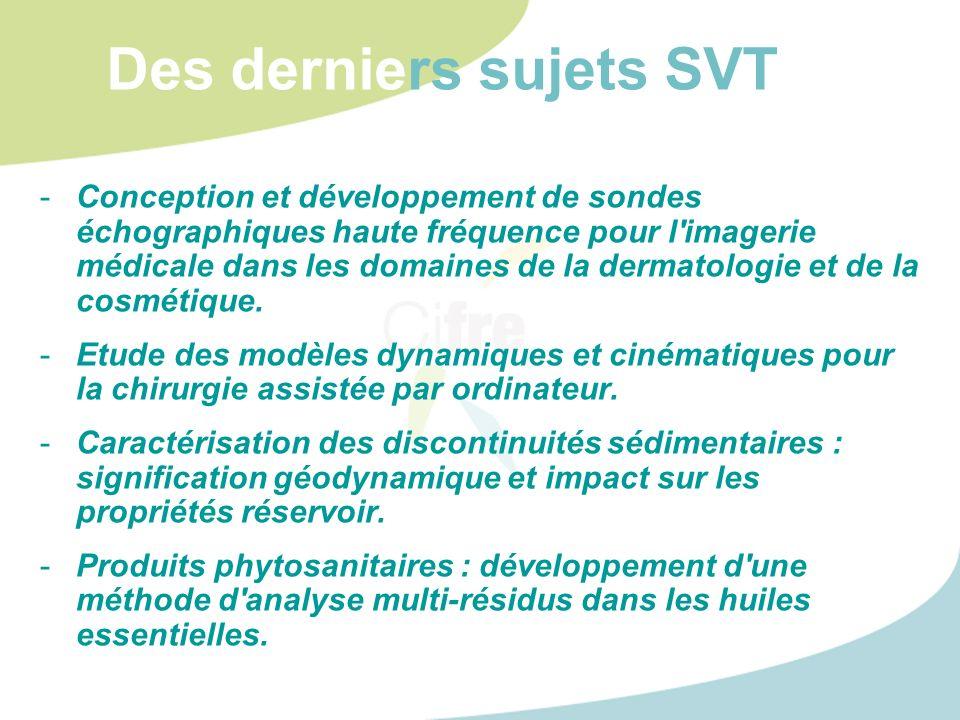 -Conception et développement de sondes échographiques haute fréquence pour l'imagerie médicale dans les domaines de la dermatologie et de la cosmétiqu