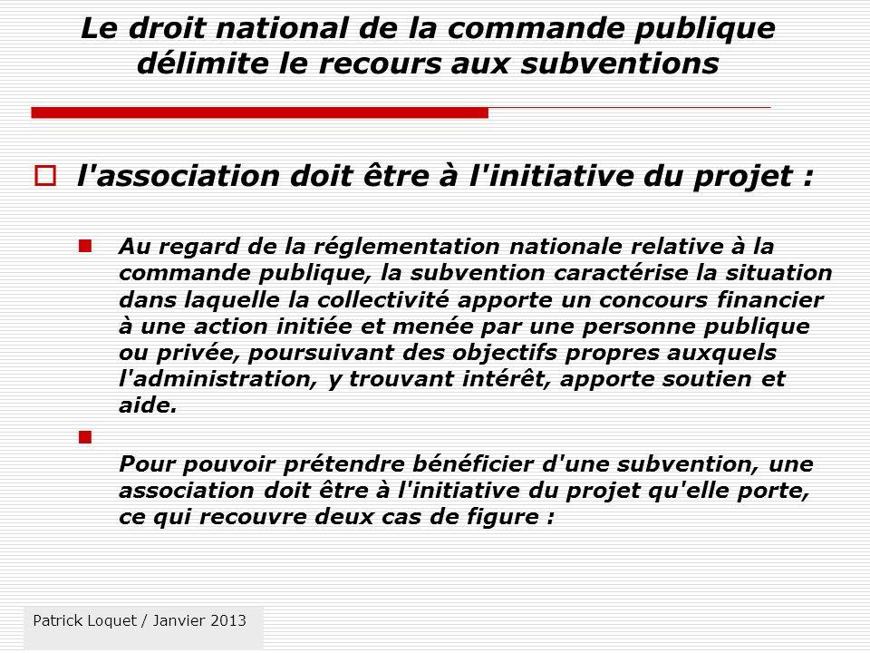Patrick Loquet / mars 2011 Article 30 Les marchés et les accords-cadres ayant pour objet des prestations de services qui ne sont pas mentionnées à l article 29 peuvent être passés, quel que soit leur montant, selon une procédure adaptée, dans les conditions prévues par l article 28.