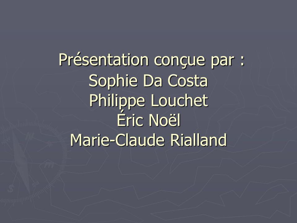 Présentation de lenseignement de « Gestion et Information » Présentation conçue par : Sophie Da Costa Philippe Louchet Éric Noël Marie-Claude Rialland