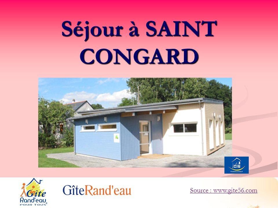 Séjour à SAINT CONGARD Source : www.gite56.com