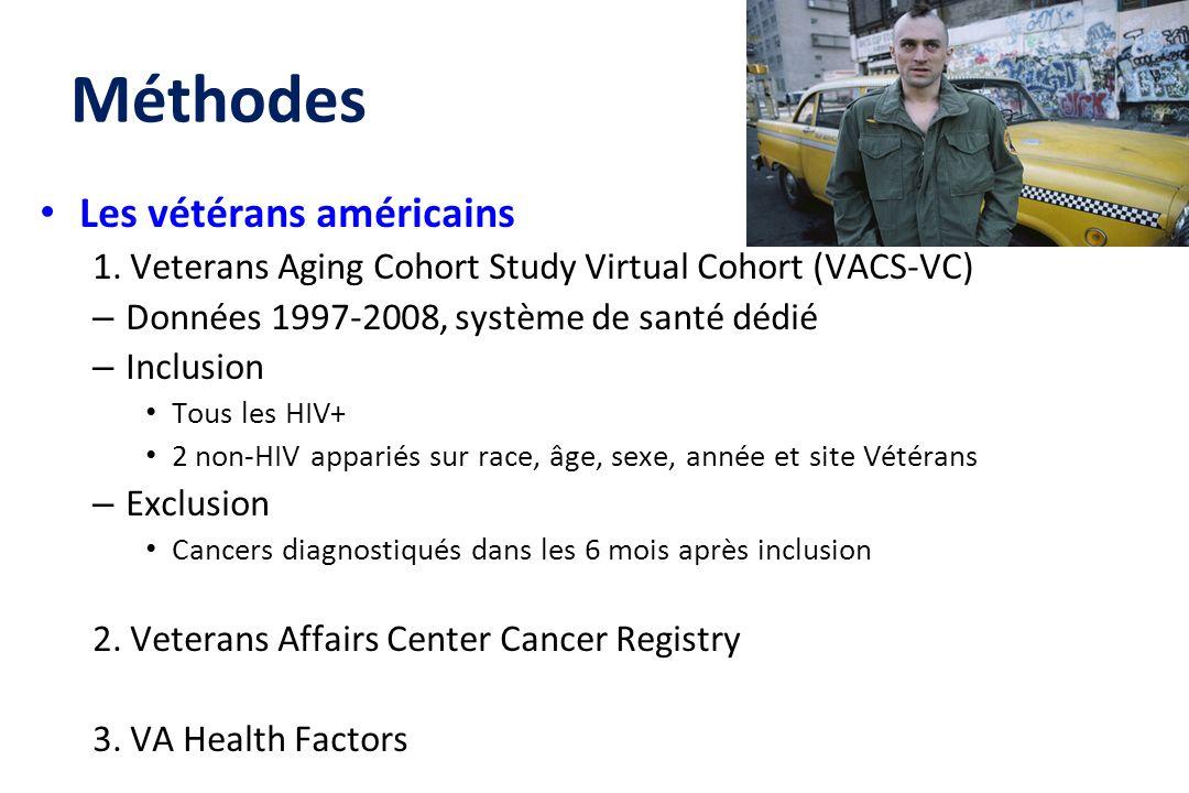 Méthodes Les vétérans américains 1.