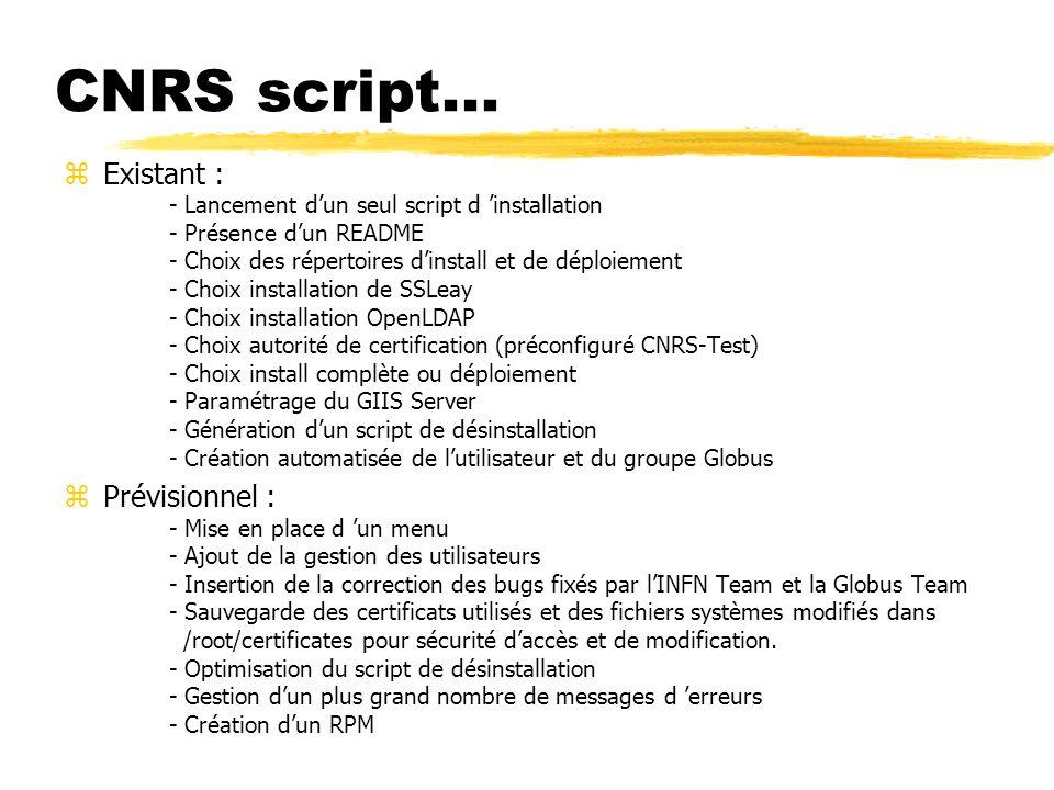 CNRS script...