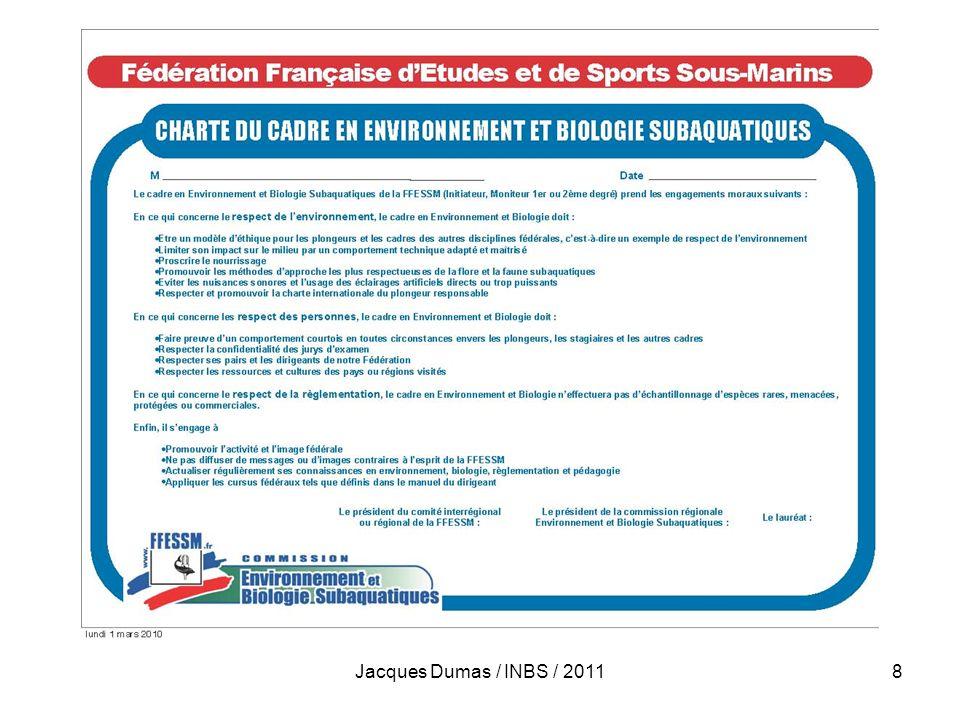 Jacques Dumas / INBS / 20118