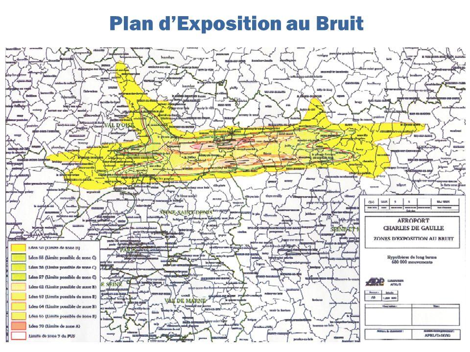 Plan dExposition au Bruit