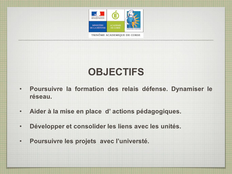 La réserve en Gendarmerie Date et lieu : 01.2012.