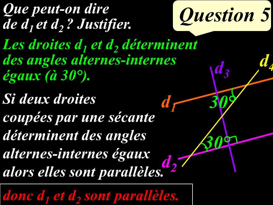 Question 4 1 + 9 = 1² + 3² Ecrire 10 sous la forme dune somme de 2 carrés.