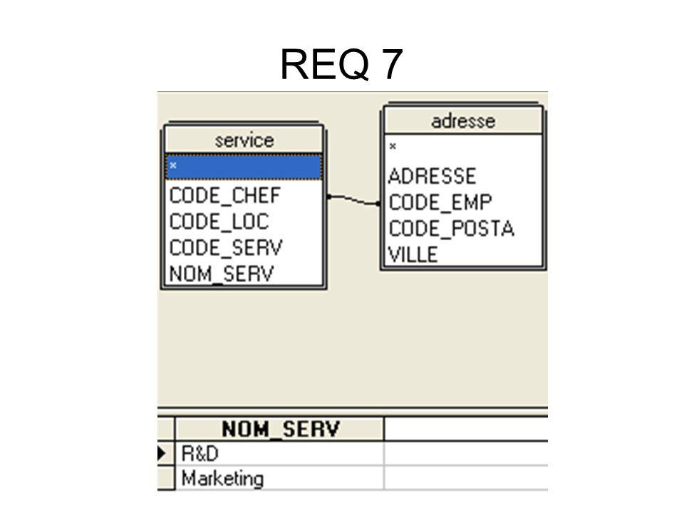 REQ 7