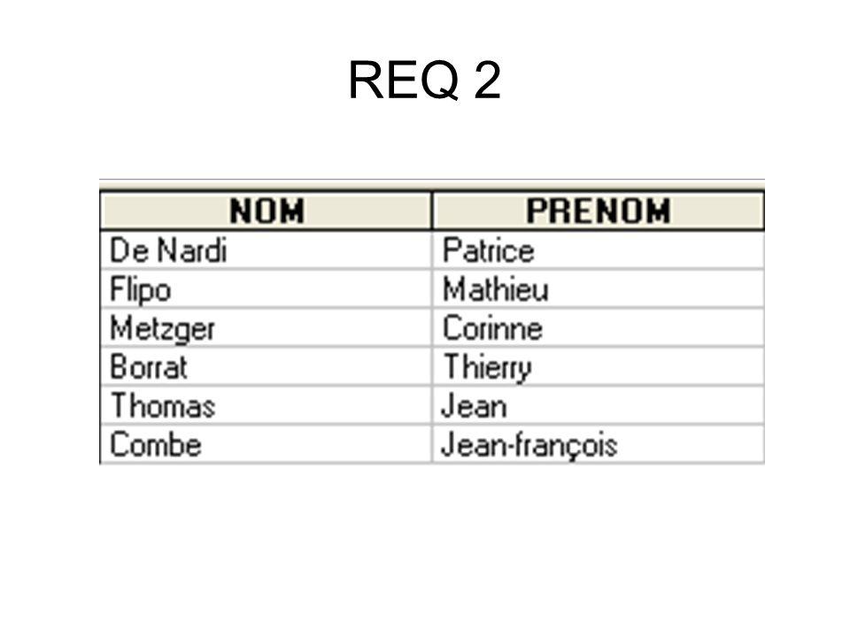 REQ 2