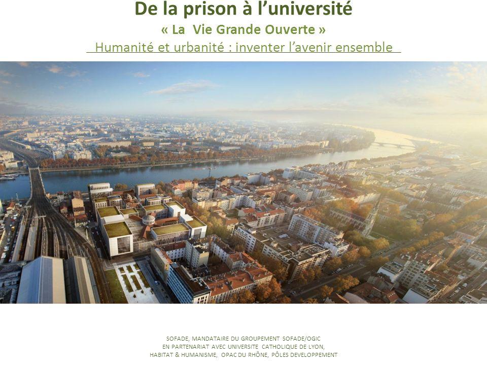 Présentation du projet de reconversion des prisons Saint-Paul et Saint-Joseph 2