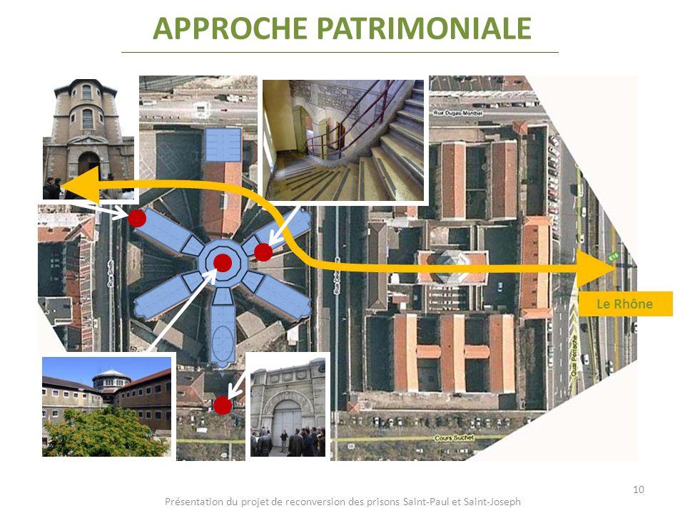 10 Le Rhône APPROCHE PATRIMONIALE