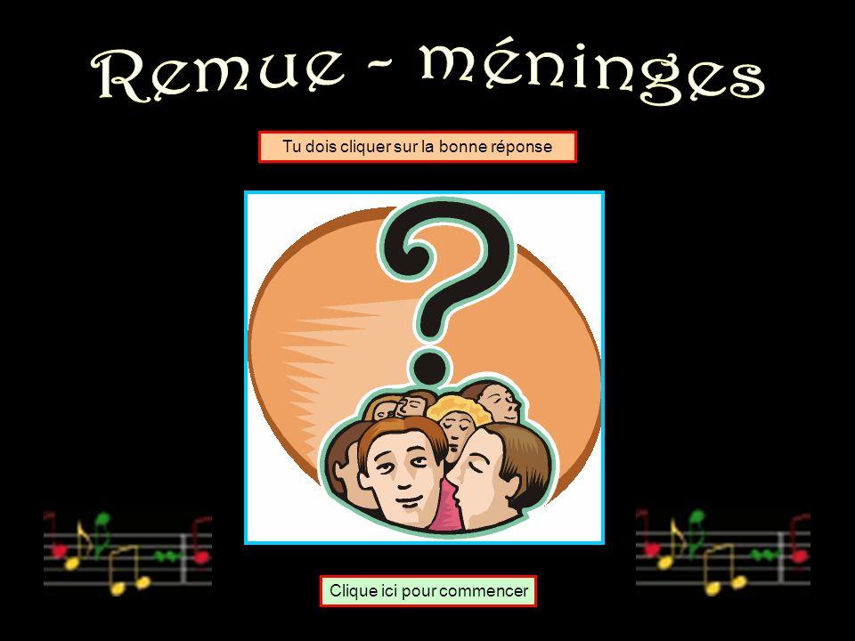 Diaporama PPS réalisé pour http://www.diaporamas-a-la-con.com http://www.diaporamas-a-la-con.com Tu dois cliquer sur la bonne réponse Clique ici pour commencer