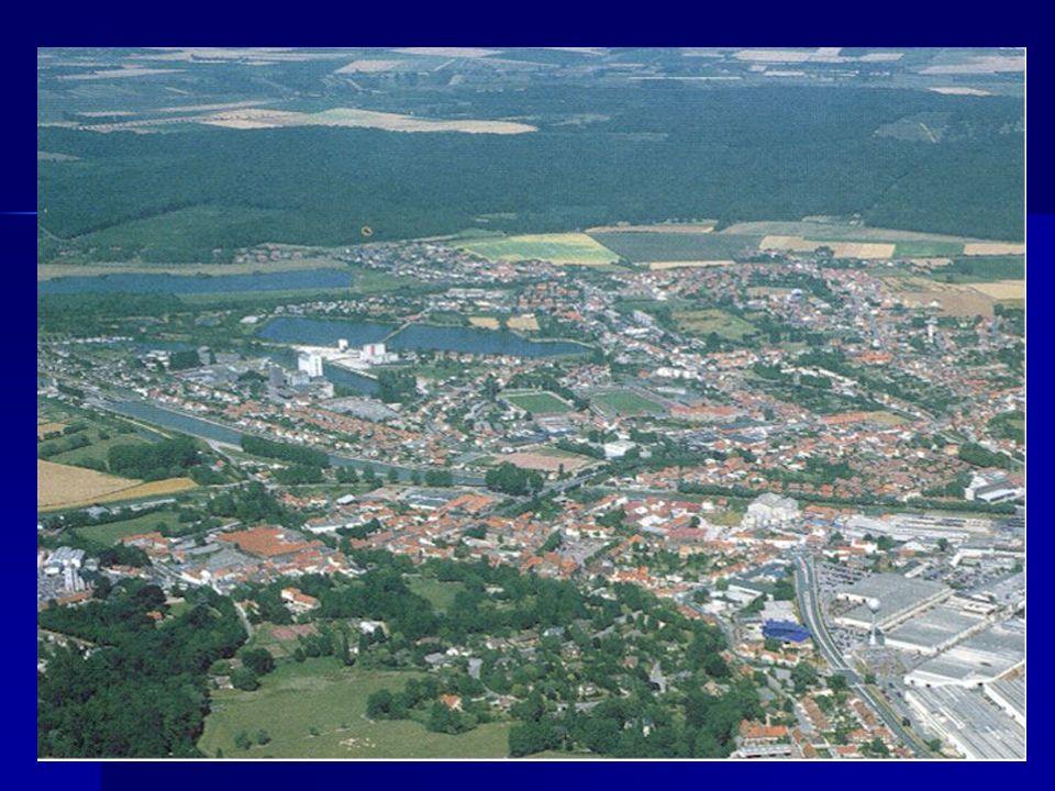 Voici quelques vues de notre ville
