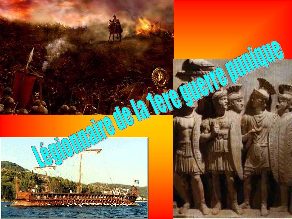 Hamilcar Barca, consacra le reste de sa vie à reconstruire la puissance de Carthage en Espagne pour compenser la perte de la Sicile.