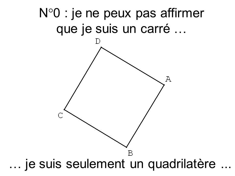 DÉCODER UNE FIGURE Consigne : Écrire une des réponses attendues (quadrilatère, rectangle, losange, trapèze, carré) Durée : 20 secondes