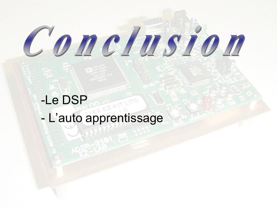 -Le DSP - Lauto apprentissage