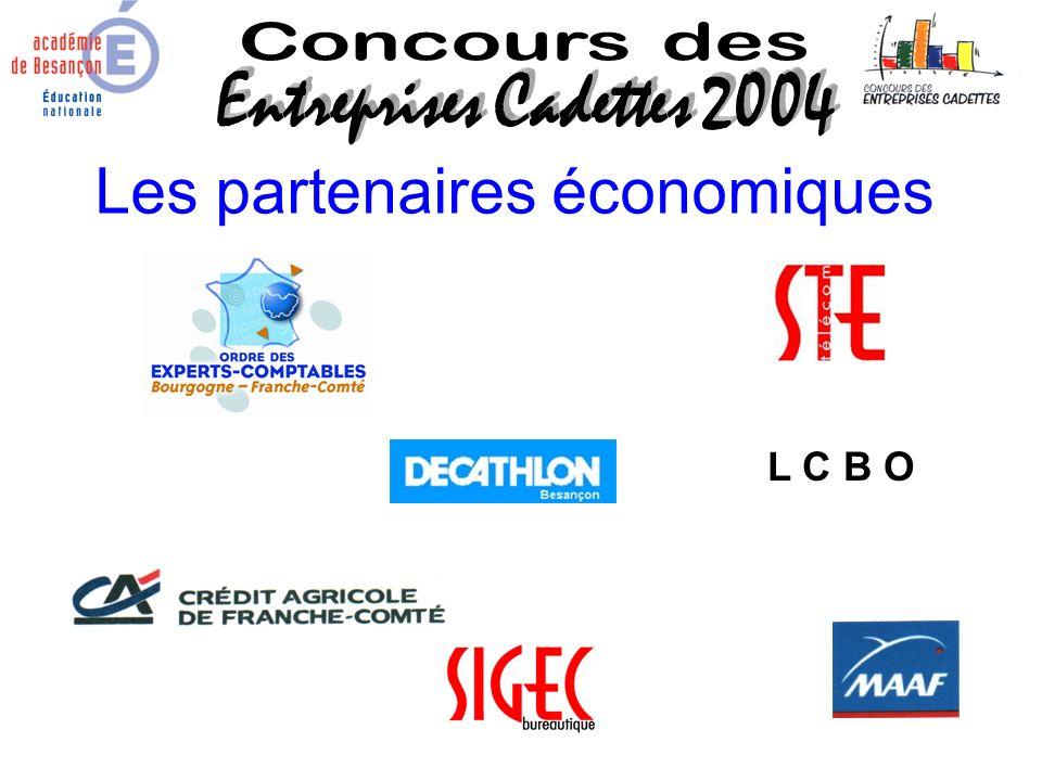 Les partenaires économiques L C B O