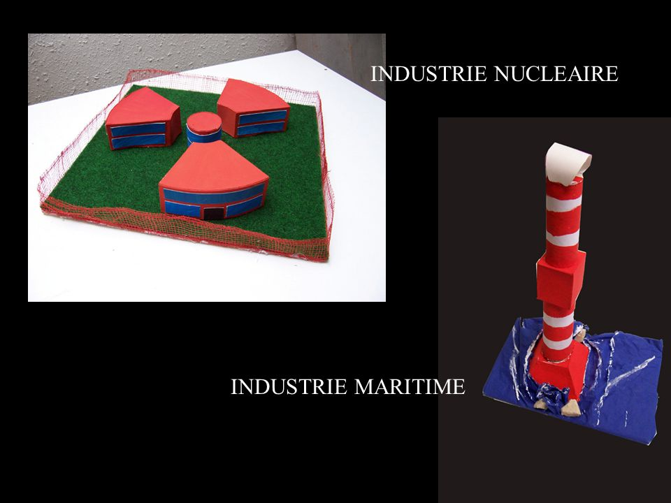 INDUSTRIE NUCLEAIRE INDUSTRIE MARITIME