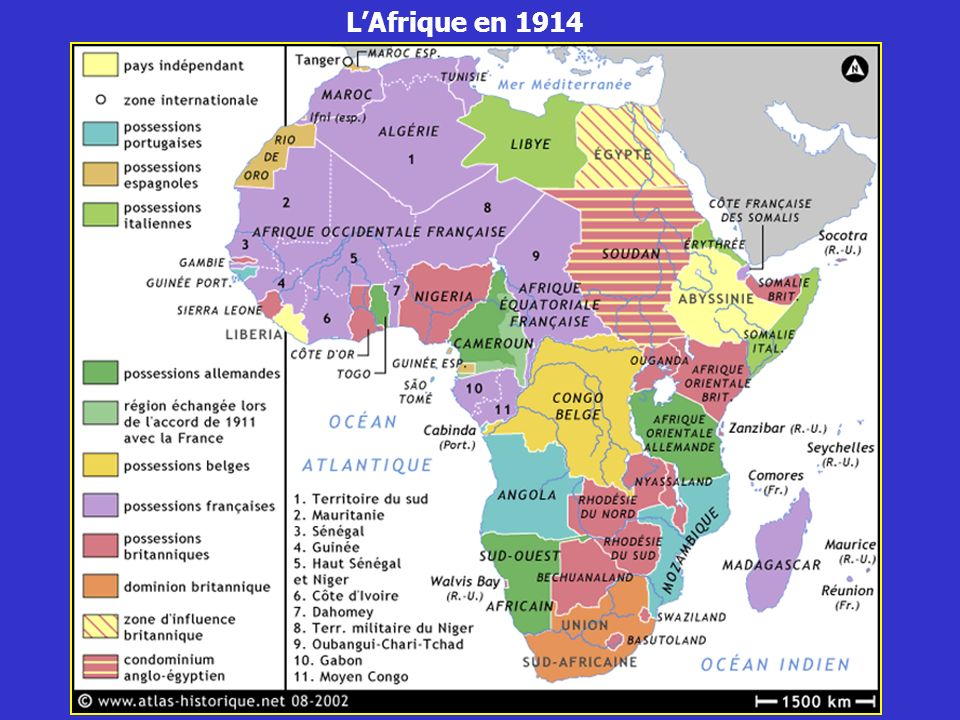 Extrait d un manuel de géographie de cours moyen (1902) La France est une des grandes nations colonisatrices : son empire colonial, immense, occupe le deuxième rang dans le monde après celui de l Angleterre.