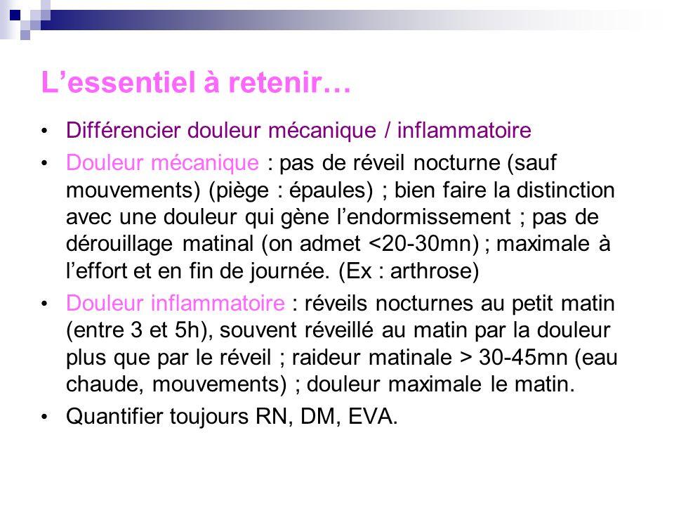 Plica interne douleur précise antéro-interne Douleur localisée, interne (3)