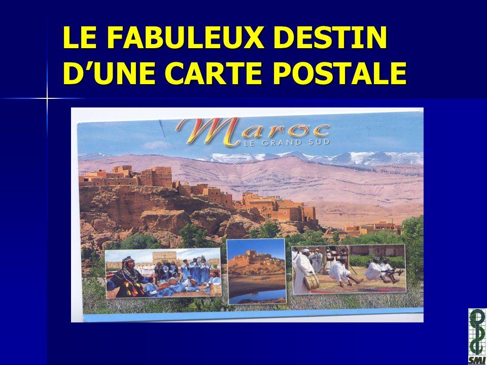 LE FABULEUX DESTIN DUNE CARTE POSTALE