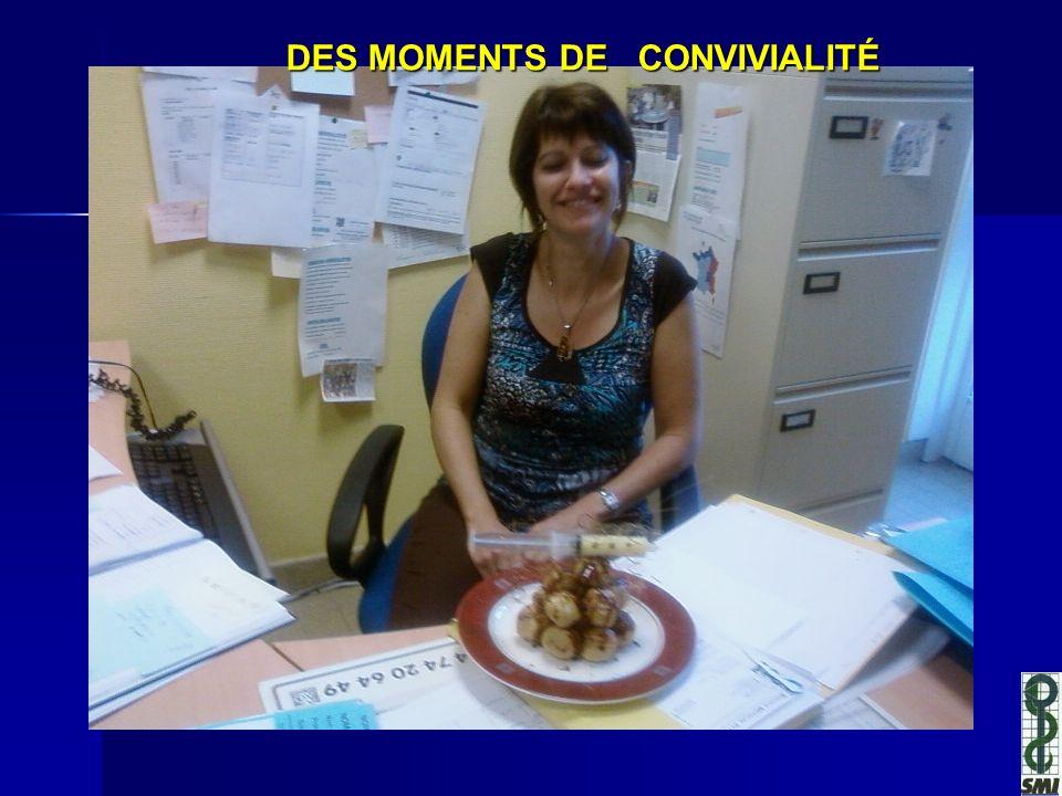 LINFIRMIERELINFIRMIERELINFIRMIERELINFIRMIERE DES MOMENTS DE CONVIVIALITÉ