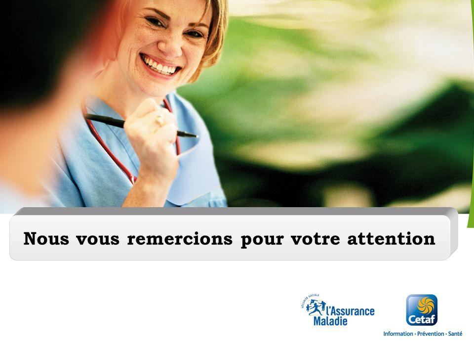Cetaf – PREMTES – Annecy, 20 juin 2008 - 16 Nous vous remercions pour votre attention