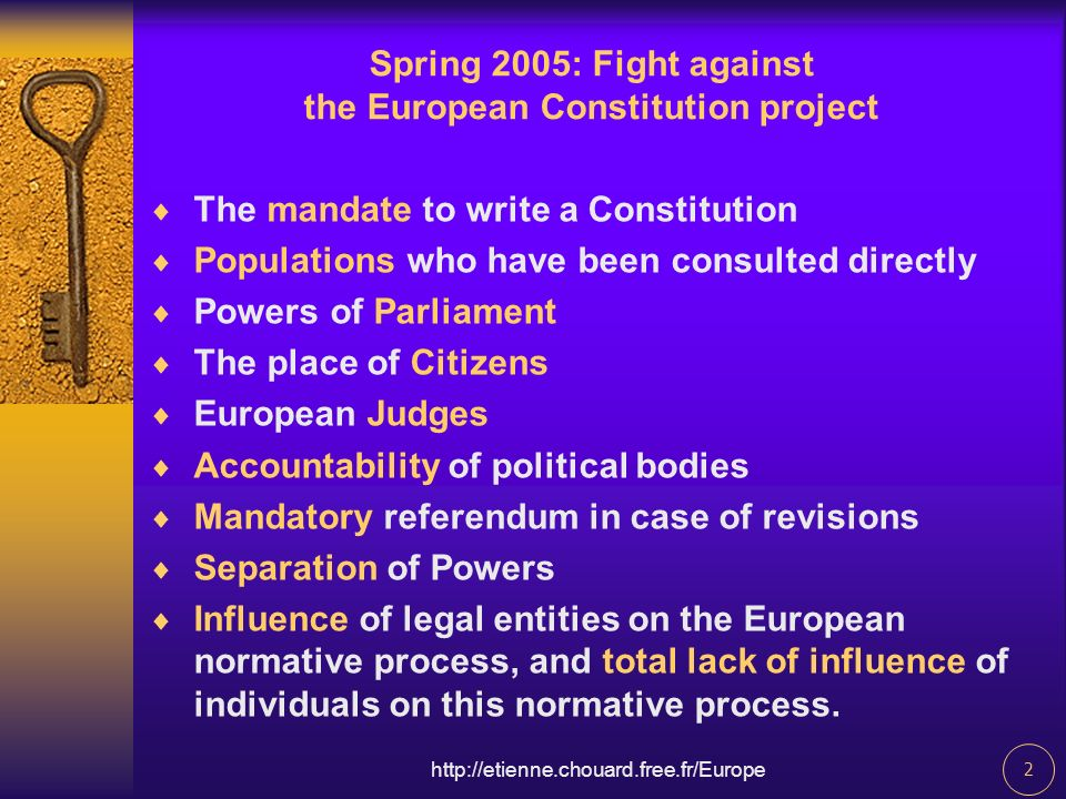 3 2005, 2006: how can we emerge from the prehistory of Democracy, worldwide .